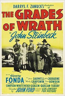 the grapes of wrath 3 essay The grapes of wrath exists, in large part, to bring to life the farmers' plight and to depict them as ground-down but noble people steinbeck makes the joads, his protagonists, stand in for all of the dust bowl farmers.