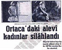 Ortaca Olayları, Milliyet gazetesi, 14 Haziran 1966.jpg