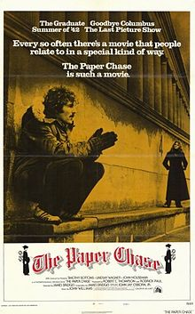 the paper chase film vikipedi
