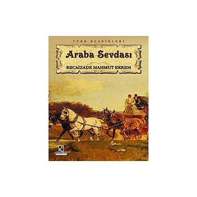 Picture of a book: Araba Sevdası