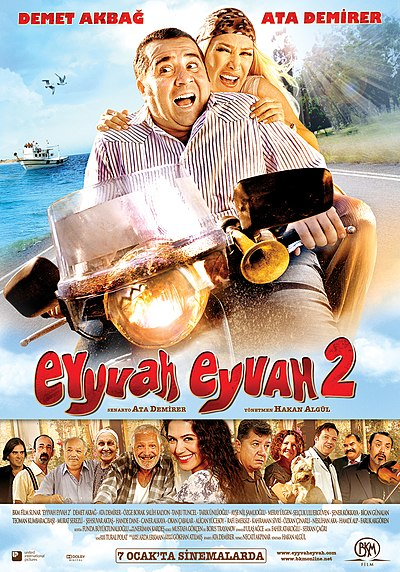 Picture of a movie: Eyyvah Eyvah 2