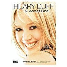 hilary duff all access pass vikipedi