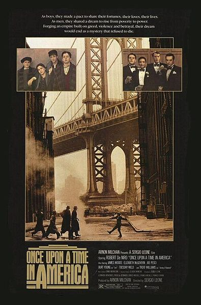 395px Once Upon A Time In America1 - Bir Zamanlar Amerika...
