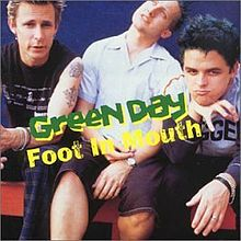 Green Day - Foot in Mouth cover.jpg