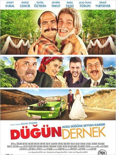 Picture of a movie: Düğün Dernek