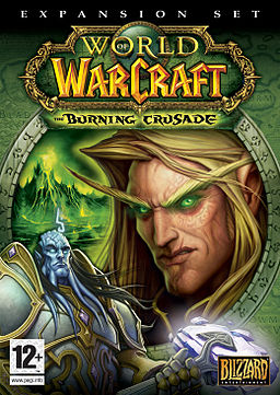"""World of Warcraft: The Burning Crusade"" ürün kapak resmi"