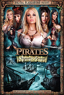 Pirates Janine S Pleasure Ring