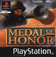 Medal of Honor 1999 kapak.png