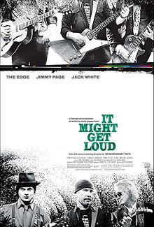 It Might Get Loud Film Afişi