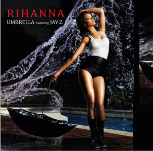 Rihanna  Umbrella cover