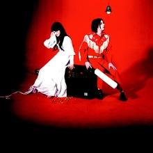 Обкладинка альбому «Elephant» (The White Stripes, 2003)