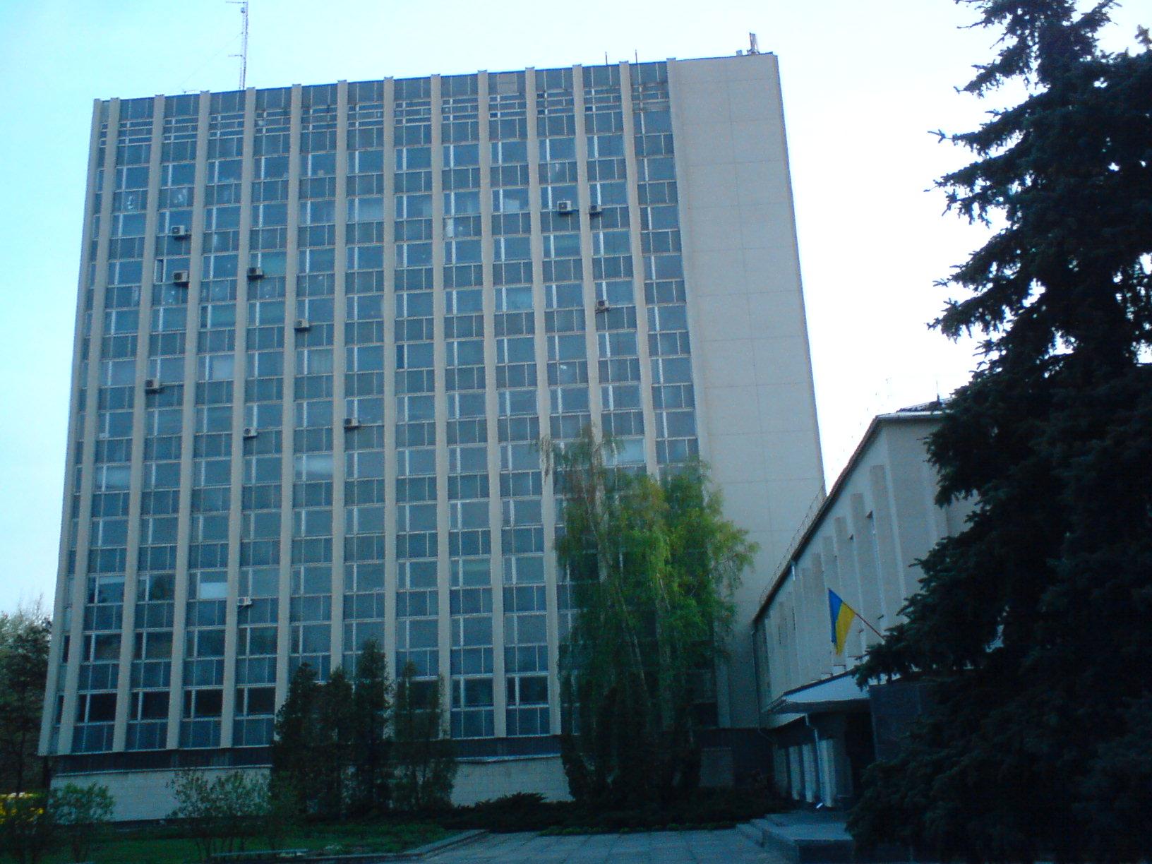 Інститут кібернетики імені В. М. Глушкова НАН України — Вікіпедія