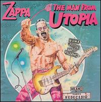 Обкладинка альбому «The Man From Utopia» (Frank Zappa, 1983)