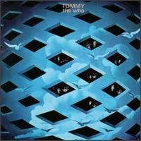 Обкладинка альбому «Tommy» (The Who, 1969)