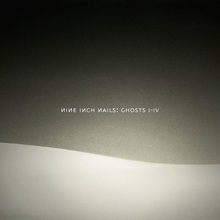 Обкладинка альбому «Ghosts I–IV» (Nine Inch Nails, 2008)
