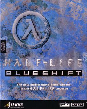 Half life 1 blue shift