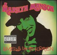 Обкладинка альбому «Smells Like Children» (Marilyn Manson, 1995)