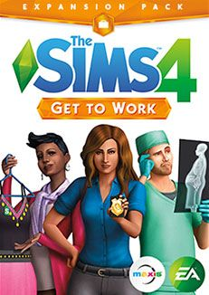 The Sims 4 Get to Work Cover.jpg