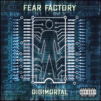 Обкладинка альбому «Digimortal» (Fear Factory, 2001)