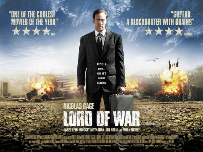 фільм ютуб онлайн lord of war