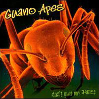 Обкладинка альбому «Don't Give Me Names» (Guano Apes, 2000)