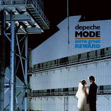 Обкладинка альбому «Some Great Reward» (Depeche Mode, 1984)