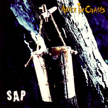 Обкладинка альбому «Sap» (Alice in Chains, 1992)