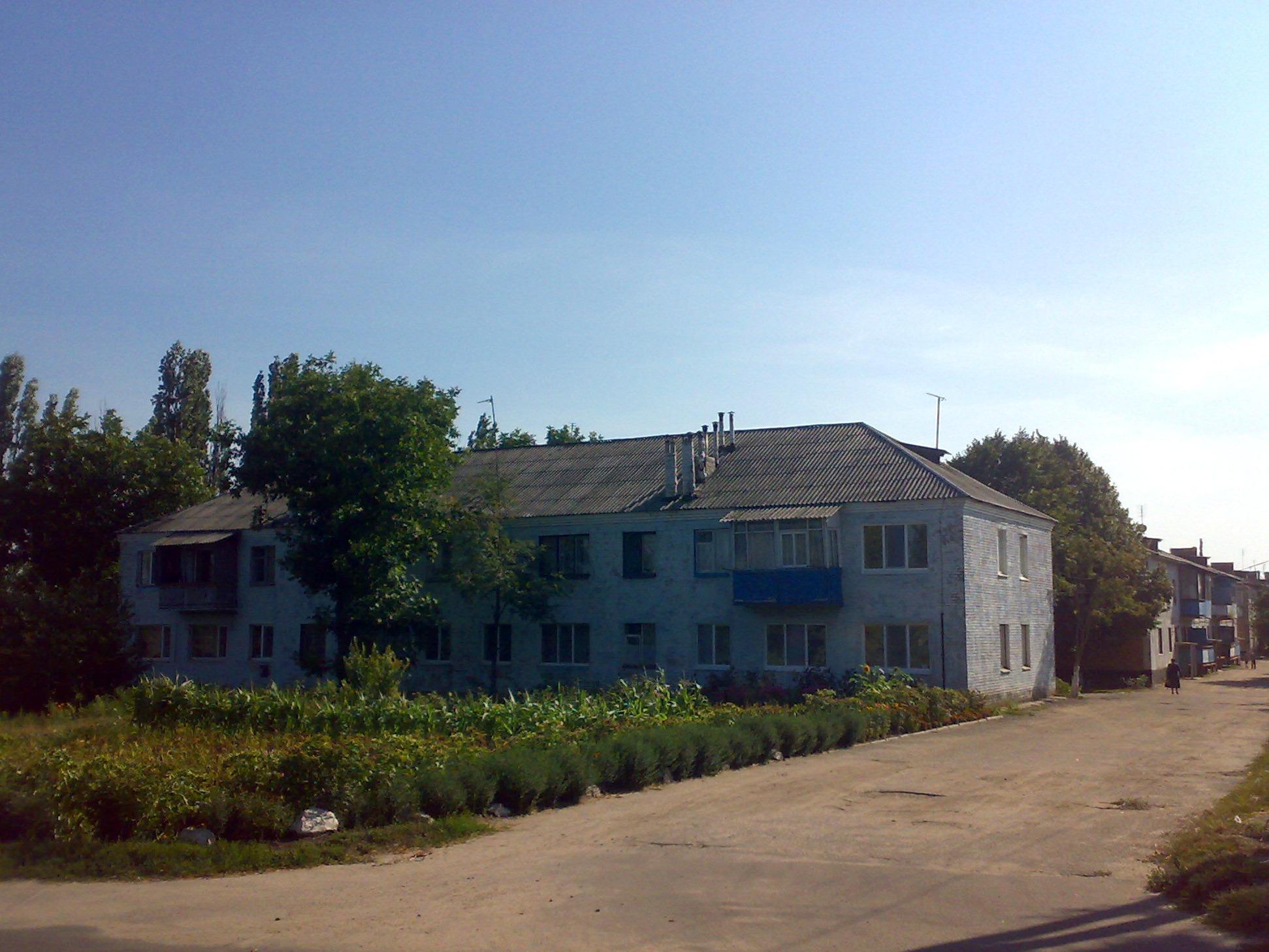 Файл будинки в соколівському