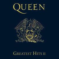 Обкладинка альбому «Greatest Hits II» (Queen, 1991)