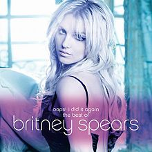 Обкладинка альбому «Oops! I Did It Again: The Best of Britney Spears» (Брітні Спірс, 2012)