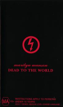 Обкладинка альбому «Dead to the World» (Marilyn Manson, 1998)