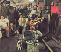 Обкладинка альбому «The Basement Tapes» (Боб Ділан, 1975)