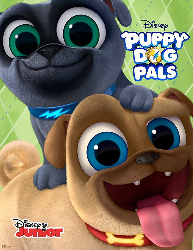 Puppy Dog Pals Song High Pitch