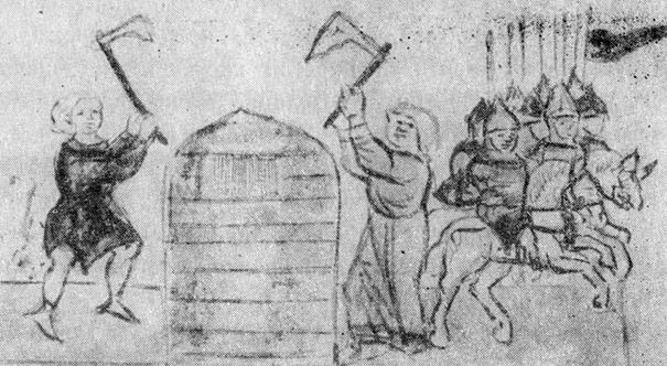 Майдан 1068 року