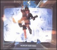 Обкладинка альбому «Blow Up Your Video» (AC/DC, 1988)