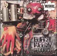 Обкладинка альбому «Burnt Weeny Sandwich» (The Mothers of Invention, 1970)