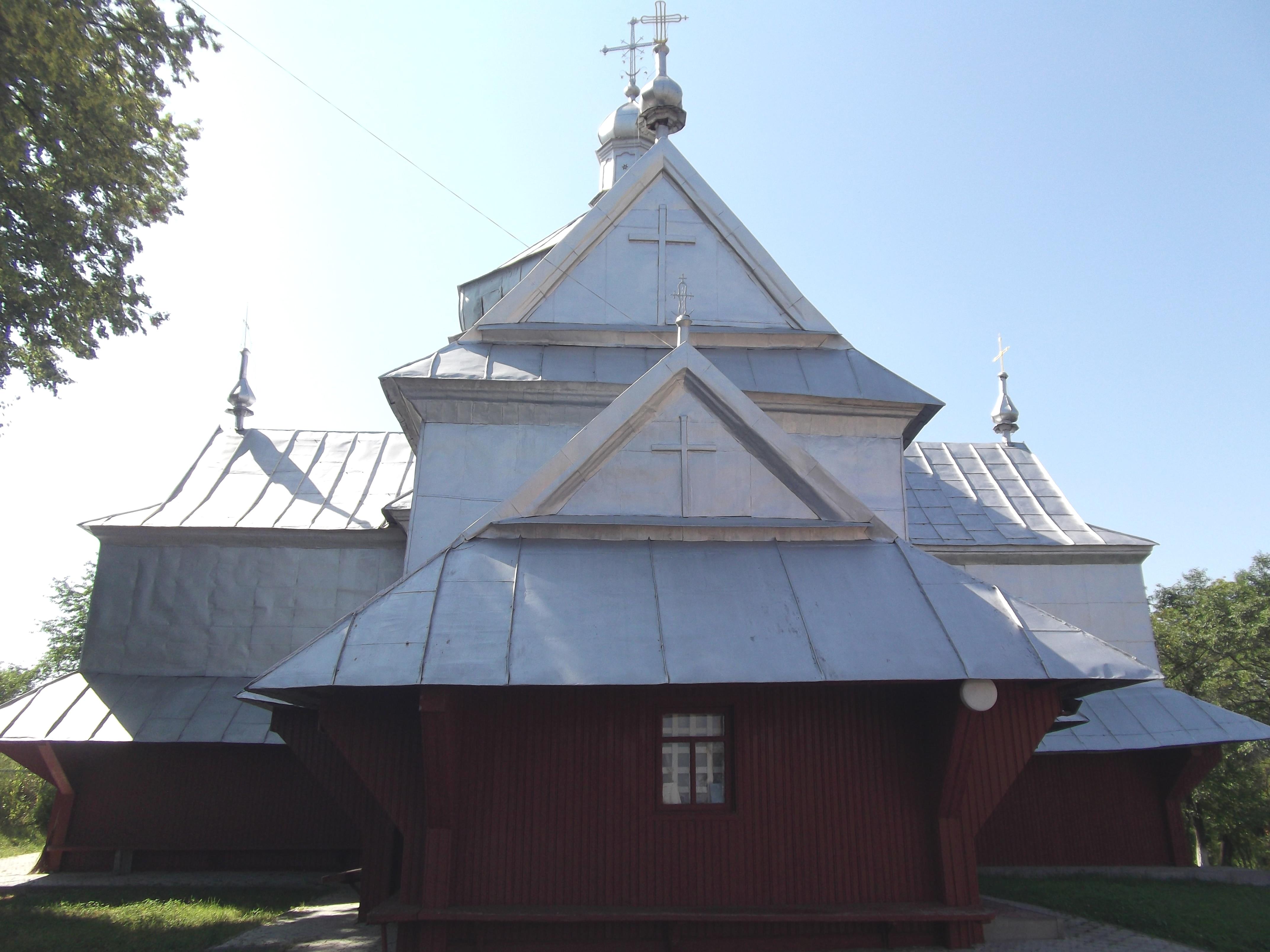 Файл:Церква Святого Архистратига Михаїла, Велика Кам'янка.jpg — Вікіпедія