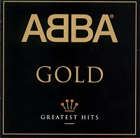 Обкладинка альбому «ABBA Gold: Greatest Hits» (ABBA, 1992)