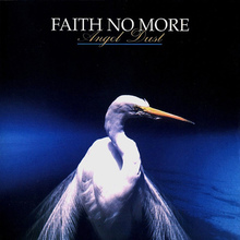 Обкладинка альбому «Angel Dust» (Faith No More, 1992)