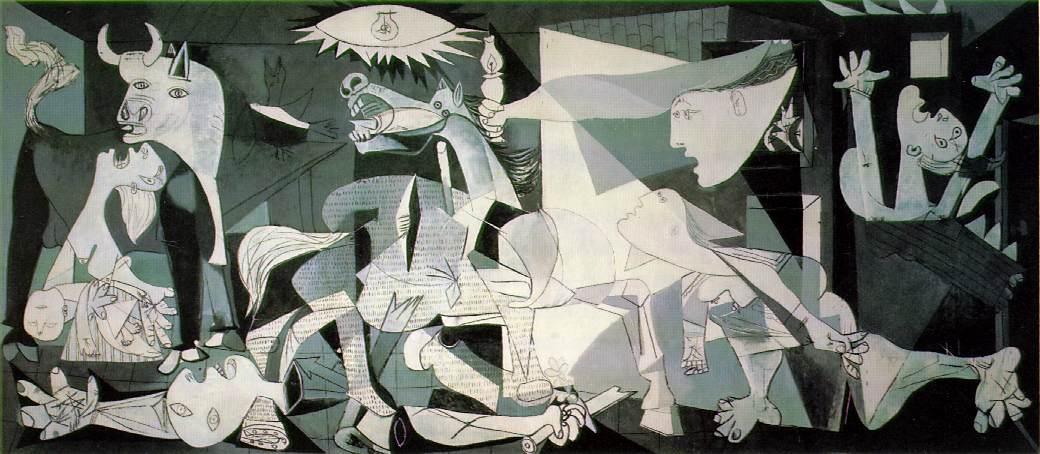 Картина Пабло Пікассо Герніка 1937.jpg