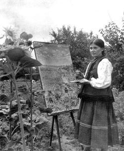 Bilokur Katerina Vasilivna Vikipediya