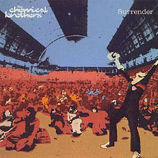 Обкладинка альбому «Surrender» (The Chemical Brothers, 1999)
