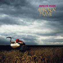 Обкладинка альбому «A Broken Frame» (Depeche Mode, 1982)