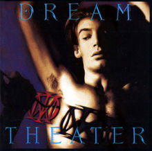 Обкладинка альбому «When Dream and Day Unite» (Dream Theater, 1989)