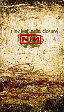 Обкладинка альбому «Closure» (Nine Inch Nails, 1997)