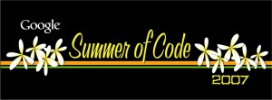 Summer of Code logo.
