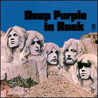 Обкладинка альбому «Deep Purple in Rock» (Deep Purple, 1970)