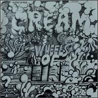 Обкладинка альбому «Wheels of Fire» (Cream, 1968)