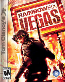 Обкладинка гри «Tom Clancy's Rainbow Six, Vegas».jpeg