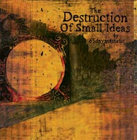 Обкладинка альбому «The Destruction of Small Ideas» (65daysofstatic, 2007)